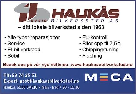 Haukås Bilverksted AS