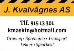 J. Kvalvågnes AS logo