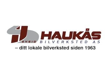 Haukås Bilverksted Logo