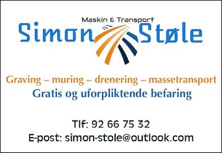 Simon Støle Maskin & Transport