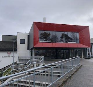 Kommunehuset i Sveio.