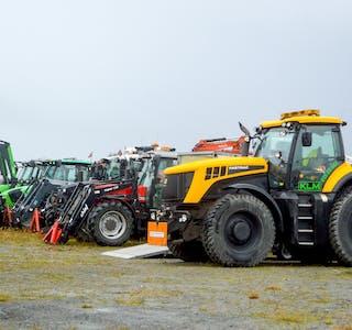 I ei undersøking svara 40 prosent av bøndene at dei aldri brukar setebelte i traktor når dei køyrer utanfor offentleg veg. Berre 18 prosent oppga at dei alltid brukar setebelte.