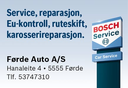 Førde Auto A/S