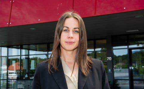 Linn Therese Erve (Ap), ordførar i Sveio