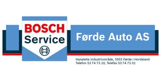 Førde Auto A/S logo