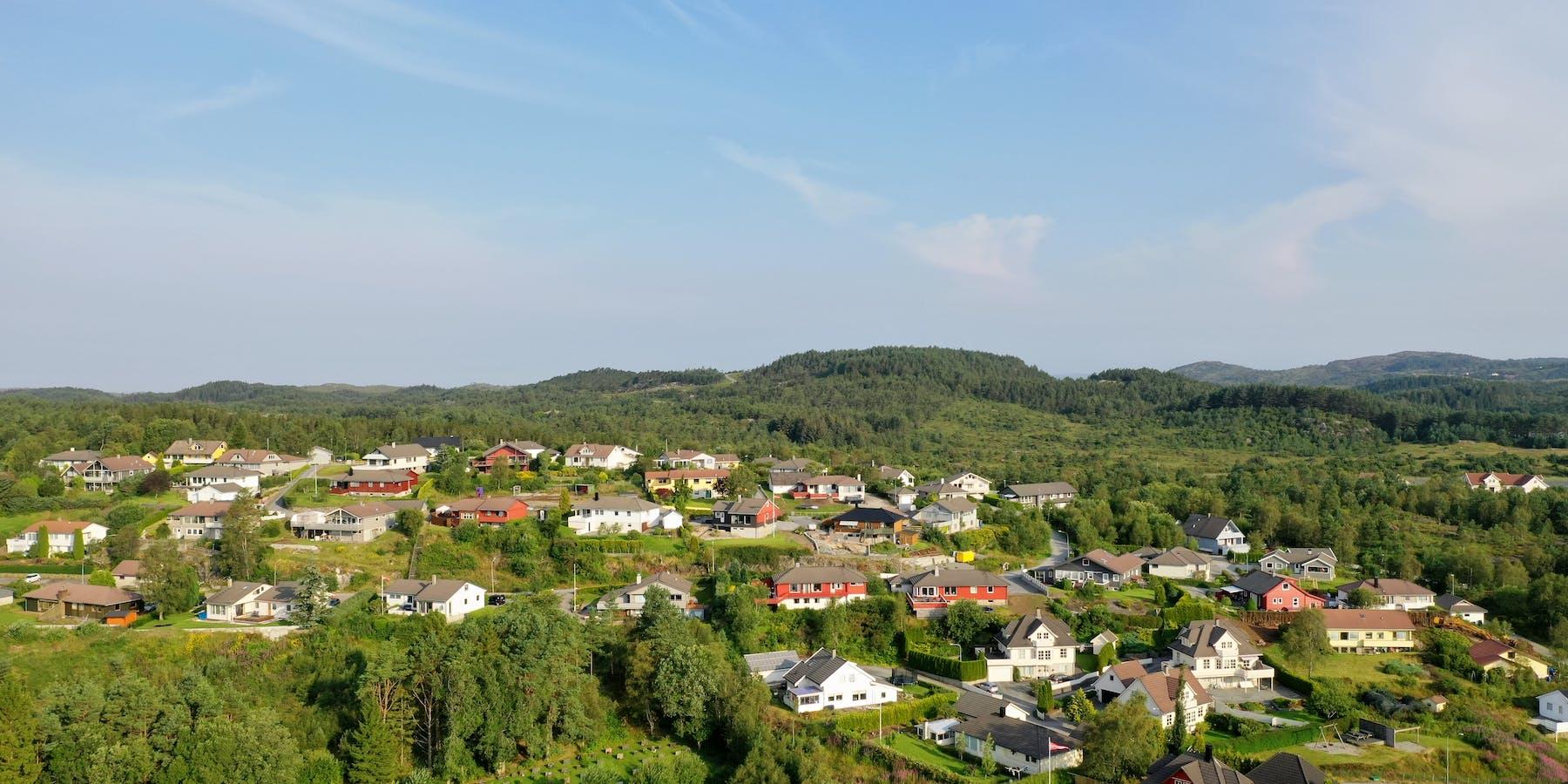 Fjellstad, juli 2019