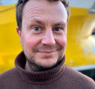 Andreas Sirevaag representerer Sveio Senterparti.