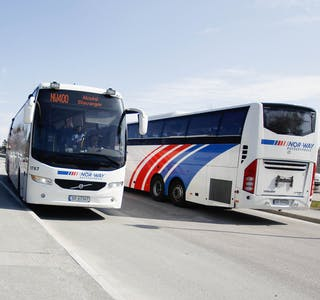 Kystbussen fortset å følgja oppmodingane frå FHI og vil auke kapasiteten om bord ytterlegare når situasjonen betyr det.