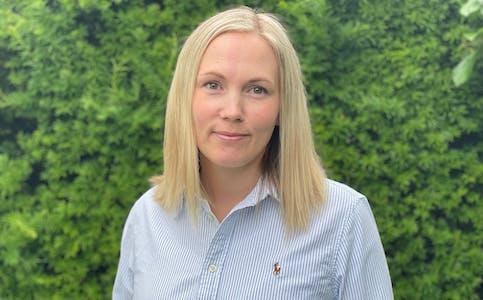 Konfliktrådsleiar Sør-Vest, Eva Kristin Solvik.