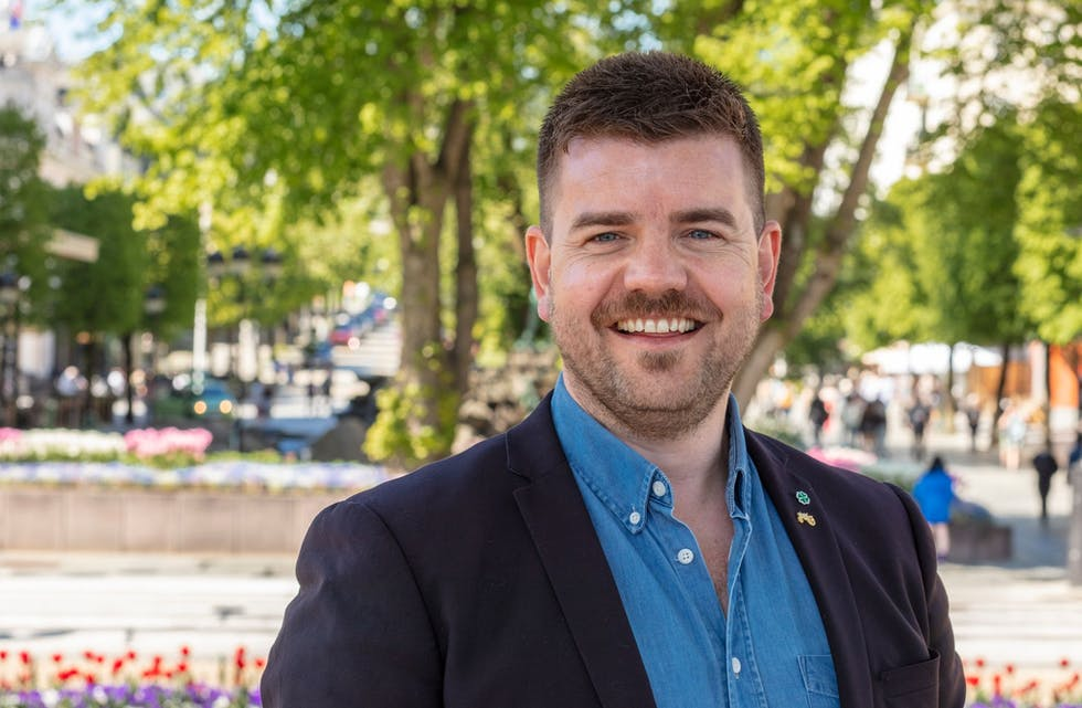 Hans Inge Myrvold, 3. kandidat Hordaland Senterparti.