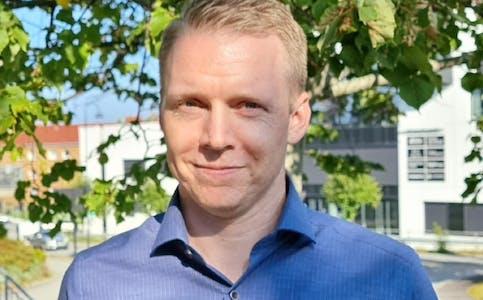 Håvard Lægreid, leiar NAV region Sunnhordland.