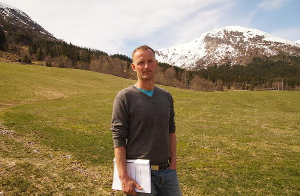 Anders Felde, leiar i Vestland Bondelag.