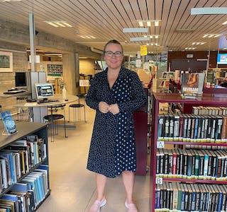Kristine Thorkildsen frå Stord blir ny biblioteksjef i Sveio.