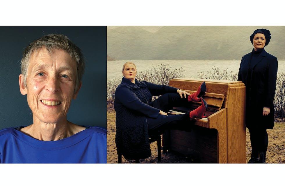 Katherine Jane Hanson, Inger-Kristne Riber og Reidun Horvei utgjer RIT.